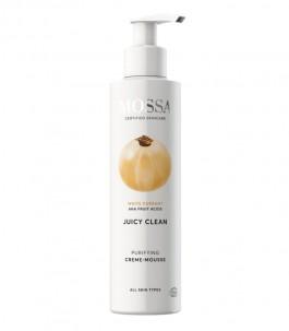 Cream-Mousse Cleanser Ecobio