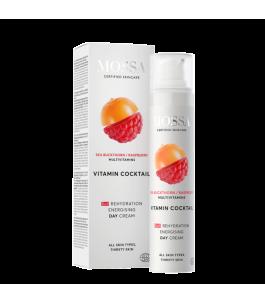 Day Cream Energizing Ecobio Intense Hydration