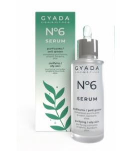 Face serum 6 - a cleanser for Oily Skin - Gyada Cosmetics | Yumibio