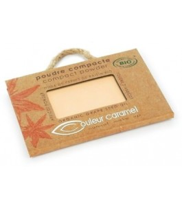 Compact Powder Light Beige 02 - Couleur Caramel| Yumibio
