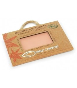 Compact Powder Golden Beige 603 - Couleur Caramel| Yumibio