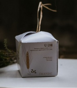 Shampooing et Revitalisant 2-en-1 - 43 Grains d'Éthique de Grâce   Yumibio