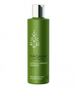 Gloss and Vibrancy Shampoo - Madara | Yumibio