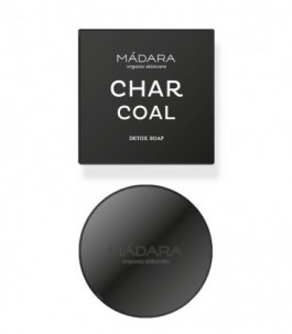 Charcoal Soap Detox - Madara | Yumibio