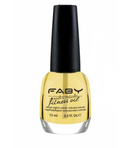 Les ongles et les Cuticules de remise en forme à l'Huile Faby Ongles |Yumibio