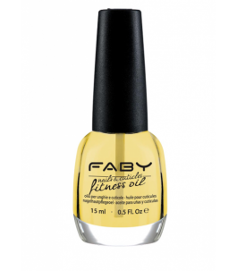 Nails and Cuticle Fitness Oil - Faby Nails |Yumibio