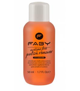 Solvente per Smalto senza Acetone - Faby Nails |Yumibio