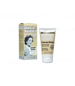 Crème pour les mains Bio à la Vanille et à l'Amande