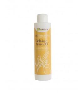 Shampoo Salvia Limone 1 L - La Saponaria | Yumibio