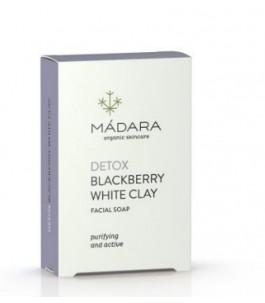 Madara Blackberry White Clay Soap - Madara   Yumibio