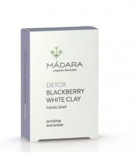 Madara Blackberry White Clay Soap - Madara | Yumibio