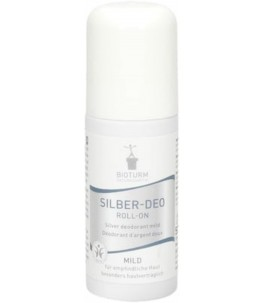 Silver Deodorant Mild 38 - Bioturm | Yumibio