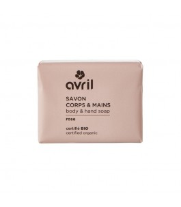 Soap Body and Hands, Pink - Avril   Yumibio