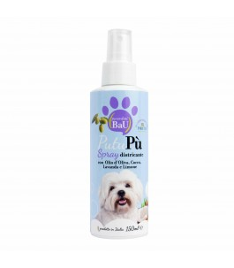 PutuPù - Spray Districante Profumato per Cane - Parentesi Bio | Yumibio