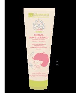 Cream Activates Curls - The Saponaria | Yumibio