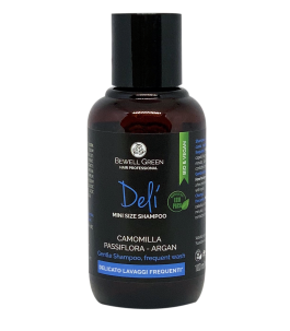 Delì - Delicate Shampoo for Frequent Wash 100ml - BeWell Green | Yumibio