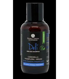 Delì - Shampoo Delicato per Lavaggi Frequenti 100ml - BeWell Green | Yumibio