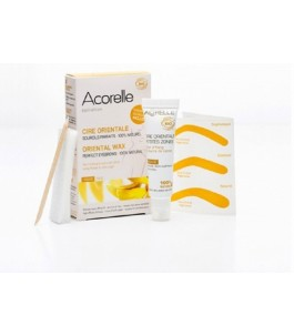 Wax Eastern Natural Eyebrows - Acorelle|Yumibio