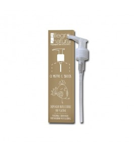 Dispenser Riutilizzabile per Bottiglie in Alluminio - Allegro Natura   Yumibio