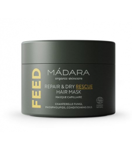 Hair mask Repairs and Moisturizes - Madara | Yumibio