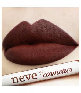 Crayon À Lèvres Brun-Bourgogne - Rester À La Maison - Neve Cosmetics  Yumibio