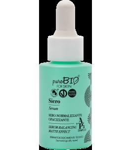 Siero Viso Normalizzante - Purobio Cosmetics | Yumibio