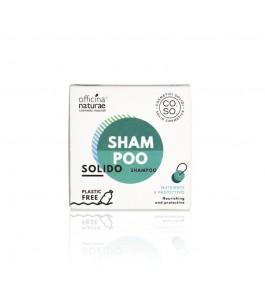 Shampoo Solido Nutriente e Protettivo - Officina Naturae | Yumibio