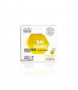 Balsamo Solid Strengthening and Enlightening - Officina Naturae | Yumibio