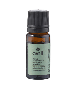 Eucalyptus essential oil - Avril | Yumibio