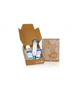 Gift Box Oral Care - Mint - Officina Naturae | Yumibio