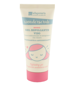 WonderScrub - Gel exfoliant...