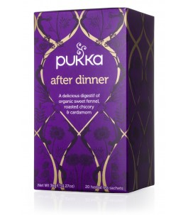 Thé D'Après-Dîner - Pukka | Yumibio