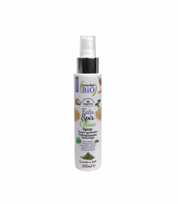 Spray Termoprotettore Volumizzante - Fata SpirOlina- Parentesi Bio|YumiBio