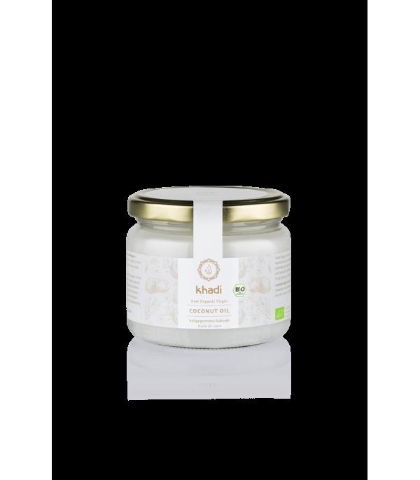 Olio di Cocco Biologico - Khadi|YumiBio