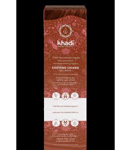 Solid Vegetable Powder - Light Brown - Khadi YumiBio
