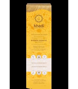 Solid Vegetable Blonde Gold - Khadì  Yumibio