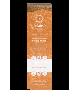 Solid Vegetable Powder - Dark Blonde - Khadi|YumiBio