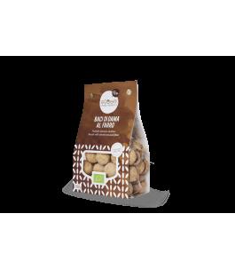 Baci di Dama Spelt 200 gr Band - Biscuits   Yumibio