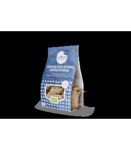 Focaccina Dolce Integrale con Fiocchi D'Avena 200 gr - Banda Biscotti   Yumibio