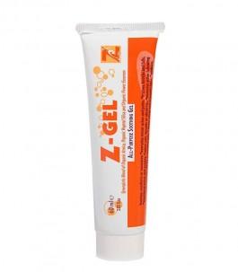 Z-Gel - Gel-Premiers Secours - Mint-e Health | Yumibio
