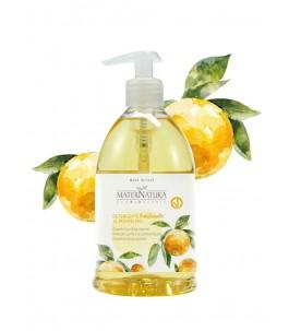 Liquid soap Purifying Grapefruit Seed - maternatura products | Yumibio