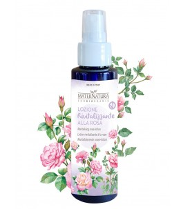 Revitalizing lotion Rose - maternatura products|Yumibio