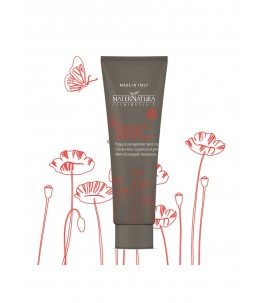 Hand cream to the Poppy and the Pomegranate - maternatura products | Yumibio