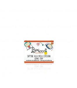 Biricco - Soap at the Quince - Officina Naturae | Yumibio