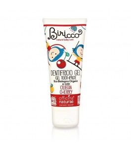 Biricco - Toothpaste Baby the Cherry - Officina Naturae | Yumibio
