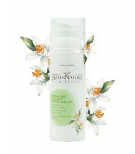 Moisturizing cream with Orange Flowers - maternatura products | Yumibio