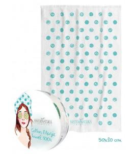 Towel Magic Pressed 100% Cotton - Maternatura Products | Yumi Bio