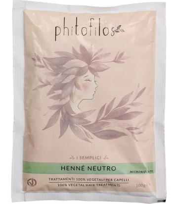 Hennè Neutro in Polvere - Cassia - Phitofilos|YumiBio
