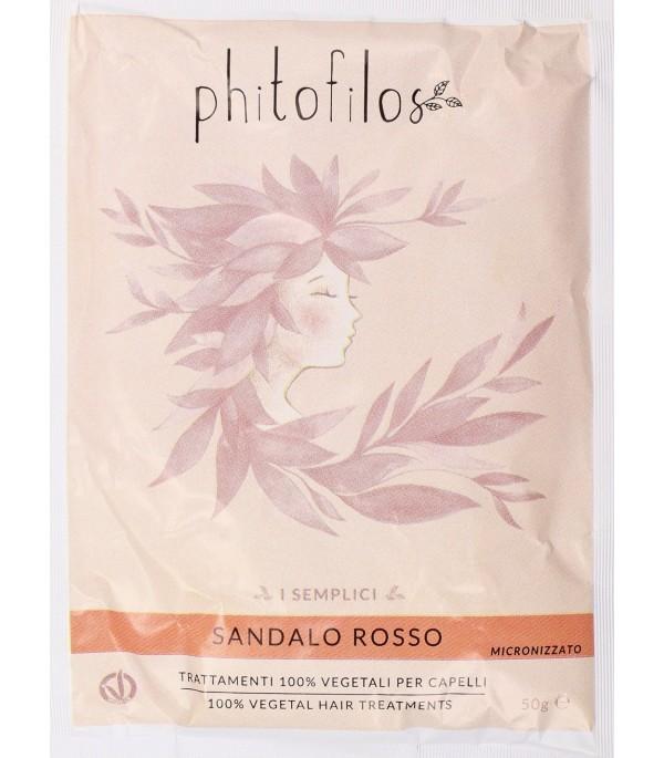 Sandalo Rosso in Polvere - Phitofilos|YumiBio