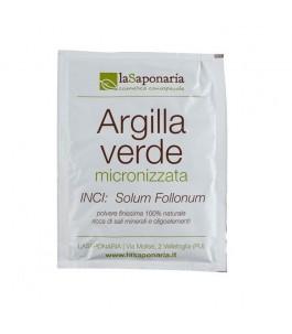 Argilla Verde in Polvere - La Saponaria|YumiBio